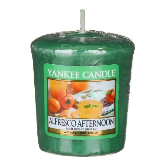Alfresco Afternoon Sampler Votive Candle
