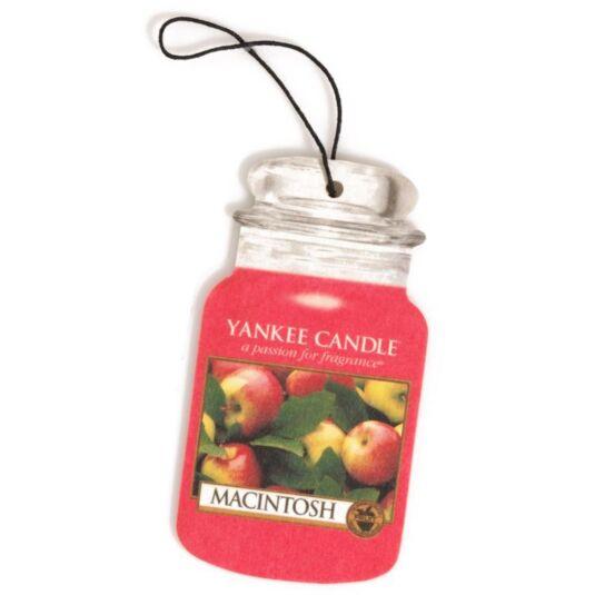 Macintosh Car Jar Air Freshener