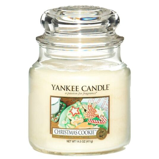 Christmas Cookie Medium Jar Candle
