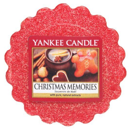 Christmas Memories Wax Melt Tart