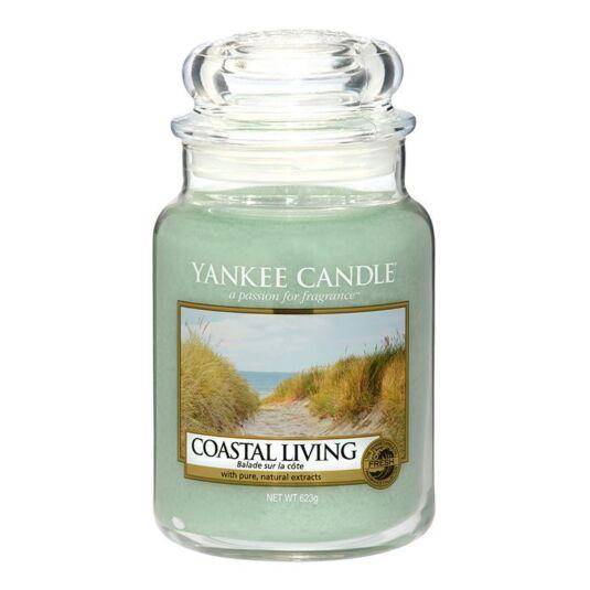 Coastal Living Large Jar Candle