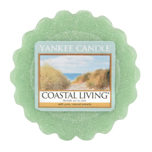 Coastal Living Wax Melt Tart