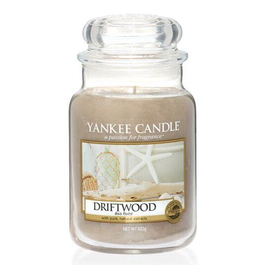 Driftwood Large Jar Candle
