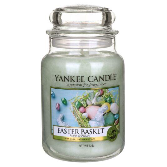 Easter Basket Large Jar Candle