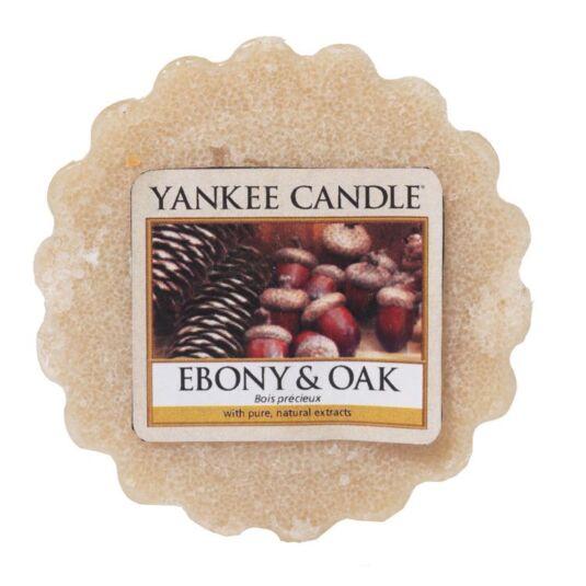 Ebony & Oak Wax Melt Tart