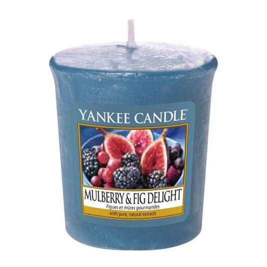 Mulberry & Fig Delight Sampler Votive Candle