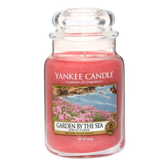 Garden By The Sea Large Jar Candle
