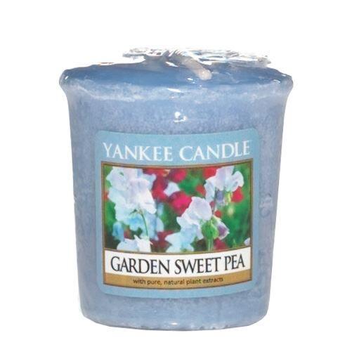 Garden Sweet Pea Sampler Votive Candle