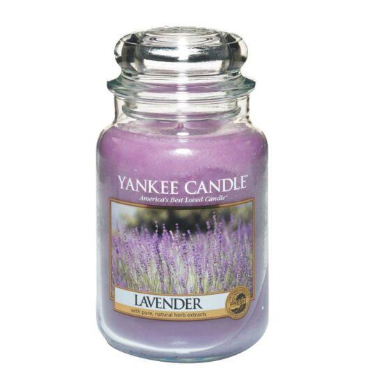 Lavender Large Jar Candle