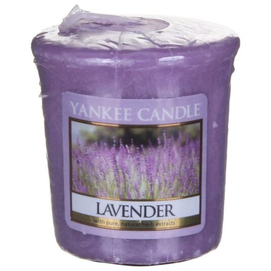 Lavender Sampler Votive Candle