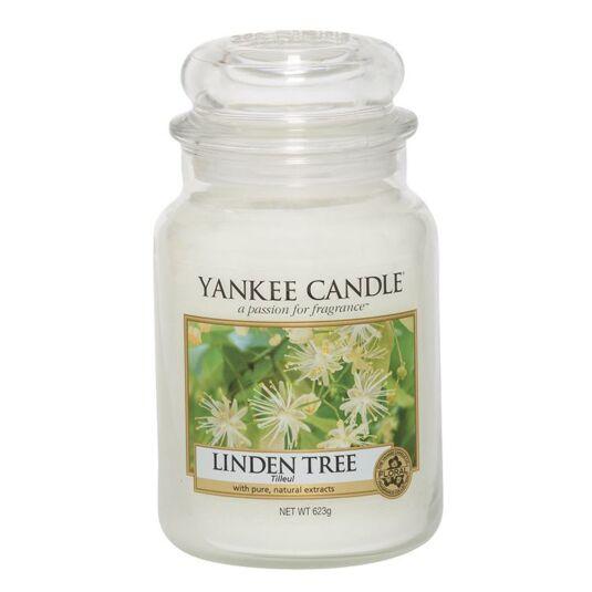 Linden Tree Large Jar Candle