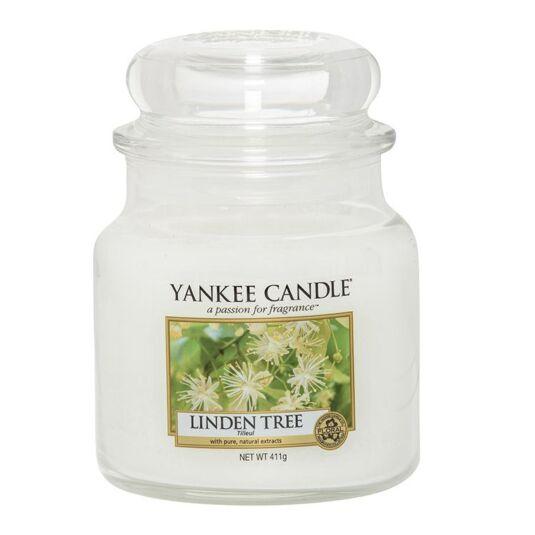 Linden Tree Medium Jar Candle