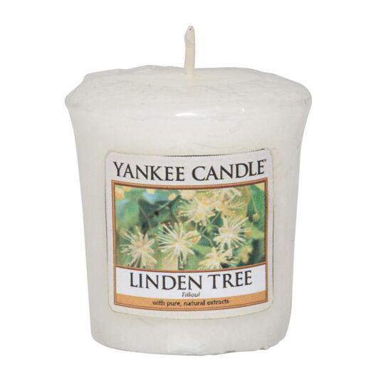 Linden Tree Sampler Votive Candle