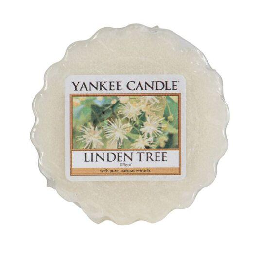 Linden Tree Wax Melt Tart
