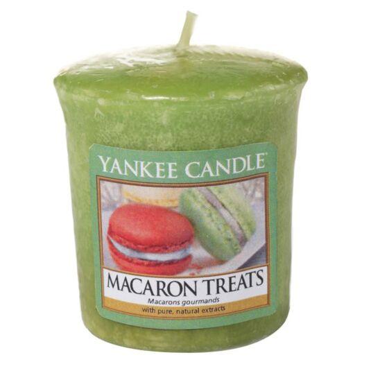 Macaron Treats Sampler Votive Candle