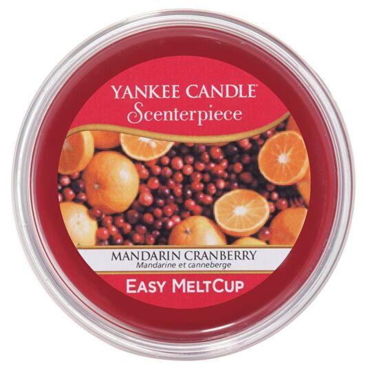 Mandarin Cranberry Scenterpiece Melt Cup