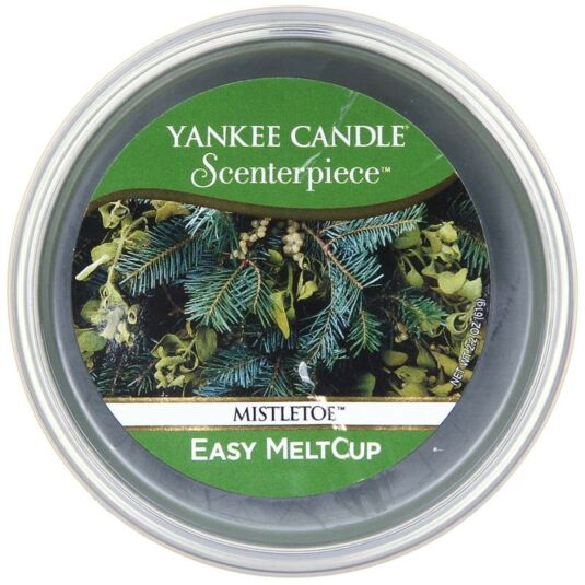 Mistletoe Scenterpiece Melt Cup