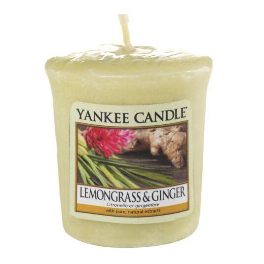 Lemongrass & Ginger Sampler Votive Candle