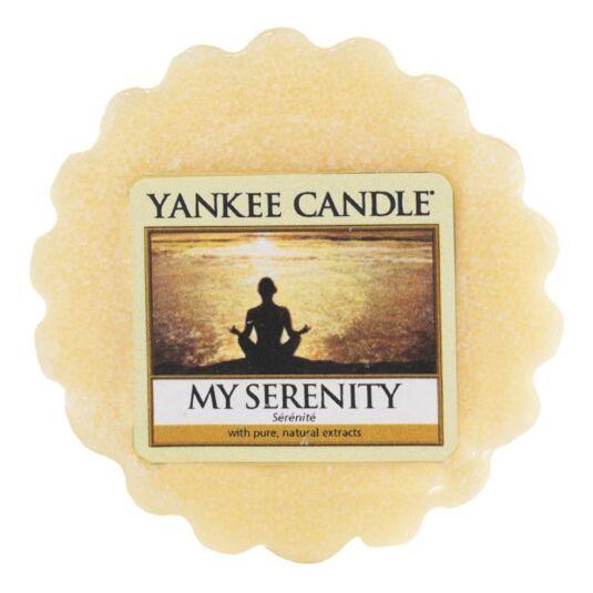 My Serenity Wax Melt Tart