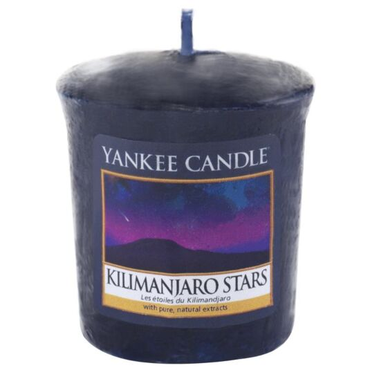 Kilimanjaro Stars Sampler Votive Candle