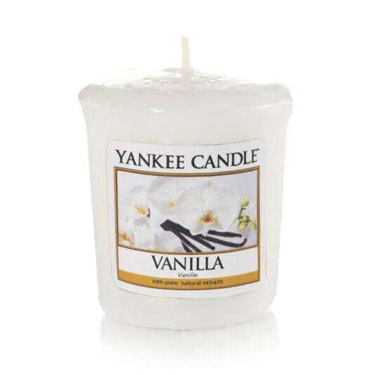 Vanilla Sampler Votive Candle