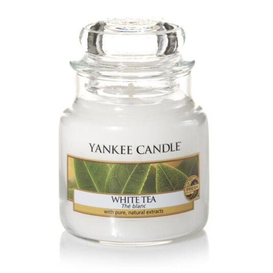 White Tea Small Jar Candle