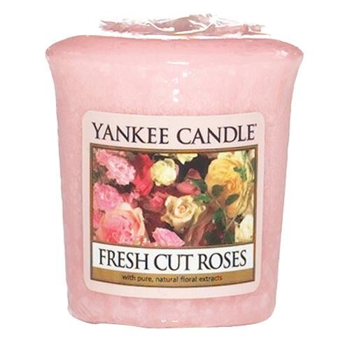 Fresh Cut Roses Sampler Votive Candle