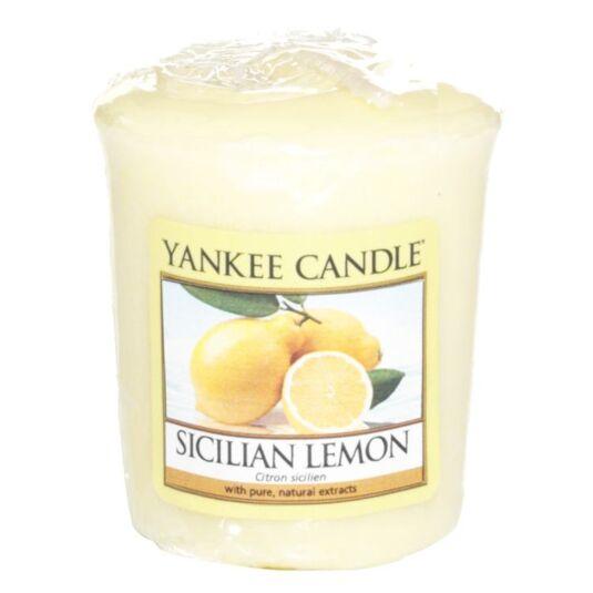Sicilian Lemon Sampler Votive Candle