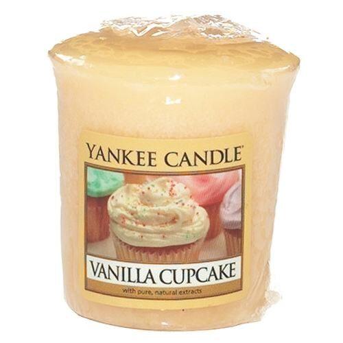 Vanilla Cupcake Sampler Votive Candle