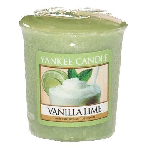 Vanilla Lime Sampler Votive Candle