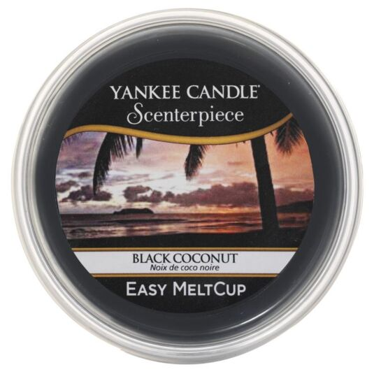 Black Coconut Scenterpiece Melt Cup