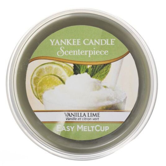 Vanilla Lime Scenterpiece Melt Cup