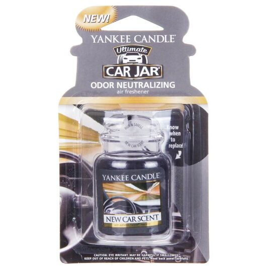 New Car Scent Car Jar Ultimate