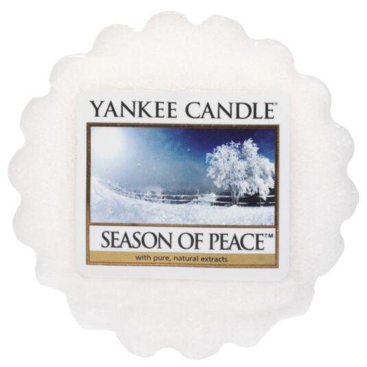 Season of Peace Wax Melt Tart