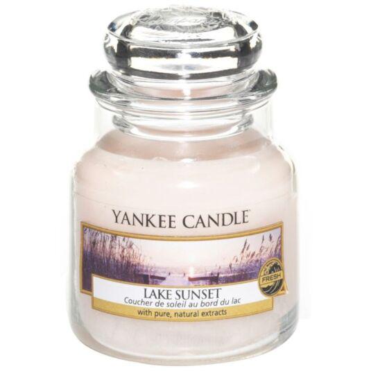 Lake Sunset Small Jar Candle