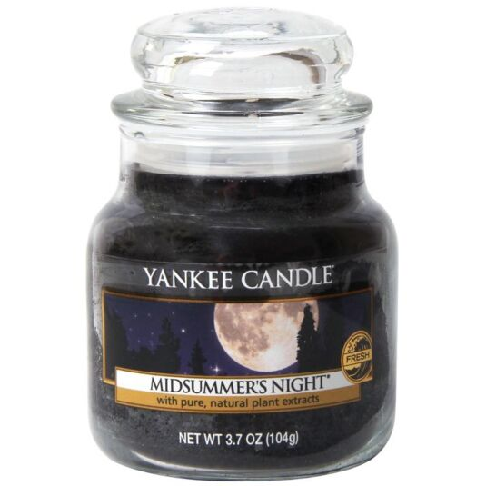 Midsummer's Night Small Jar Candle