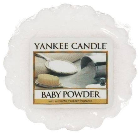 Baby Powder Wax Melt Tart