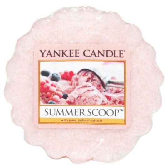 Summer Scoop Wax Melt Tart
