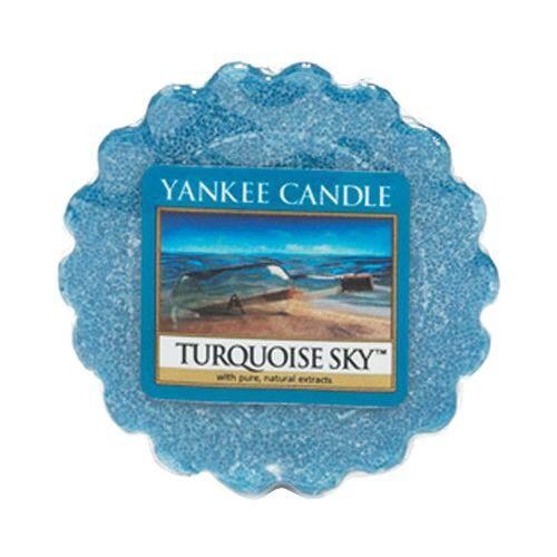 Turquoise Sky Wax Melt Tart