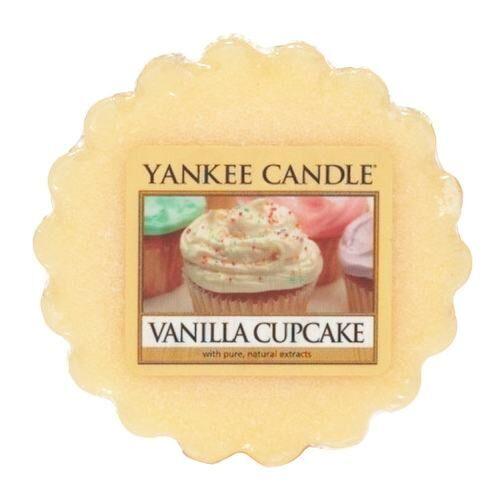 Vanilla Cupcake Wax Melt Tart
