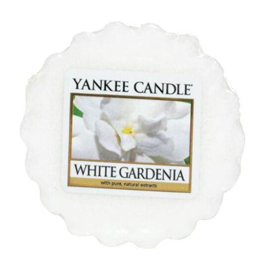 White Gardenia Wax Melt Tart