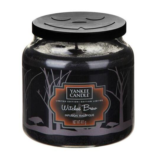 Halloween Witches' Brew Medium Jar Candle