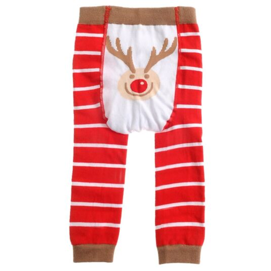12-24 Months Rudolph the Reindeer Leggings