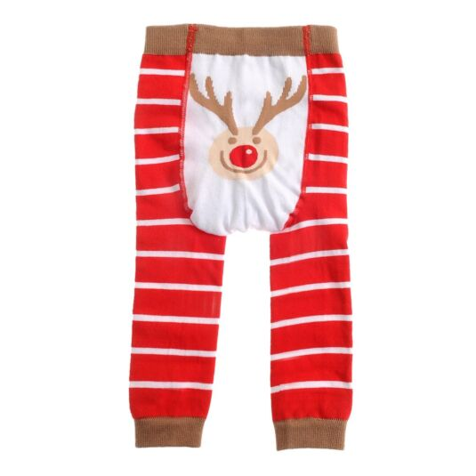 6-12 Months Rudolph the Reindeer Leggings