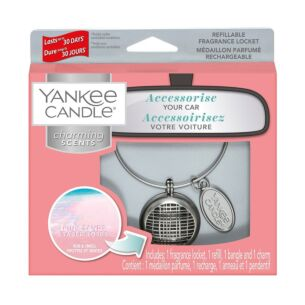 Yankee Candle Pink Sands Linear Charming Scents Starter Kit