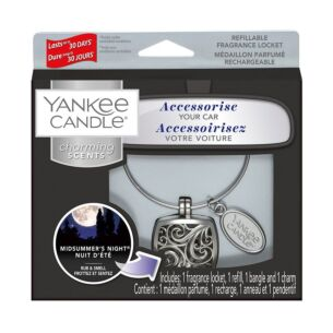 Yankee Candle Midsummers Night Square Charming Scents Starter Kit