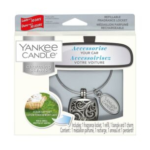 Clean Cotton Square Charming Scents Starter Kit