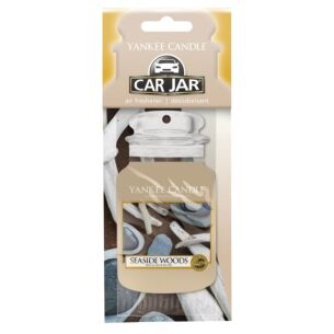 Seaside Woods Car Jar Air Freshener