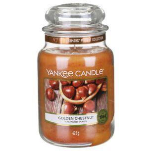 Golden Chestnut Large Jar Candle
