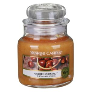Yankee Candle Golden Chestnut Small Jar Candle